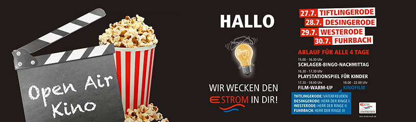 Kino Duderstadt Programm